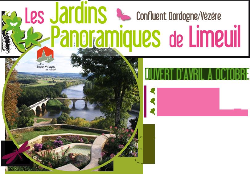 Les Jardins Panoramiques de Limeuil.