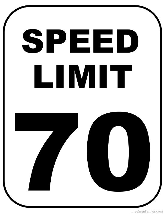 1000+ ideas about Speed Limit Signs on Pinterest.