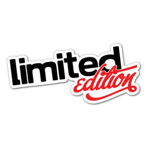 Details about LIMITED EDITION JDM Car Sticker Decal Car #1291A.