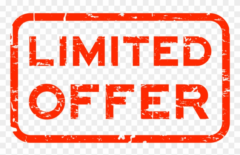 Limited Offer Red, HD Png Download.