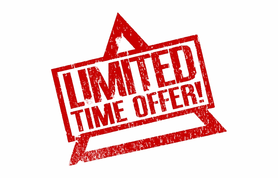 This Is A Illumanity Style Limited Time Offer Png Image.