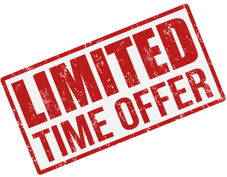 Download Free png Limited time special offers C.