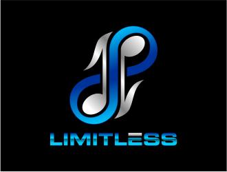 Limitless logo design.