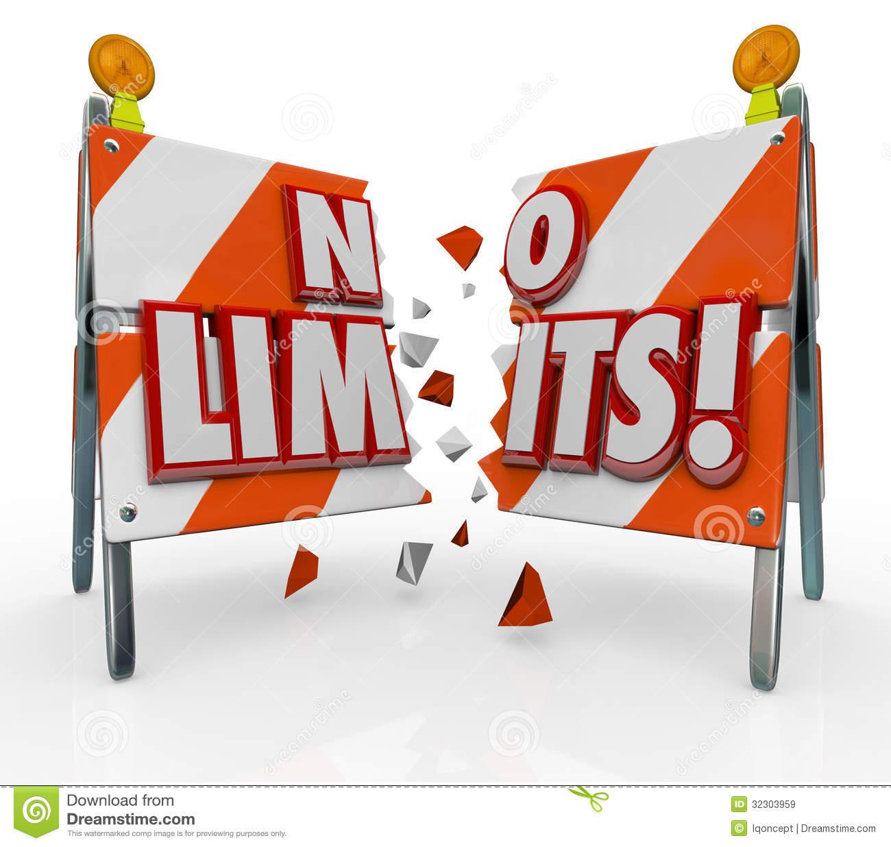 Limits clipart.