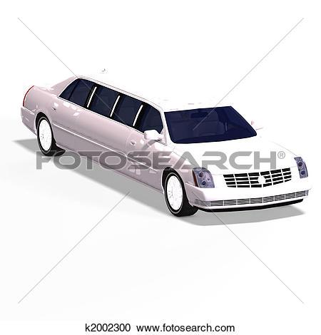 limousine clipart images #12