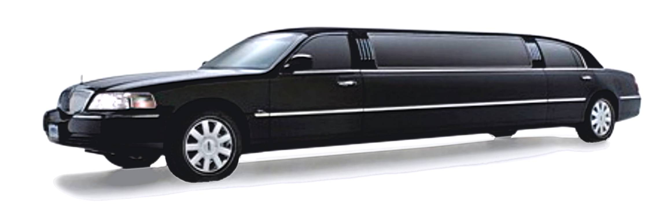Stretch limo clipart.
