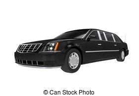 limousine clipart images #7