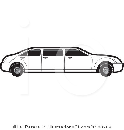 Free car limo clipart.