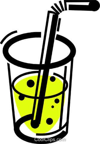 Lemonade Royalty Free Vector Clip Art illustration.