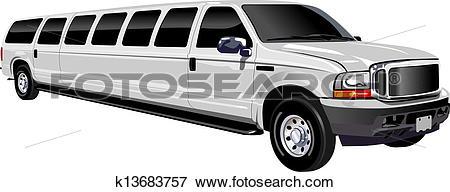 limousine clipart images #13