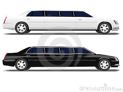 limousine car clipart #19