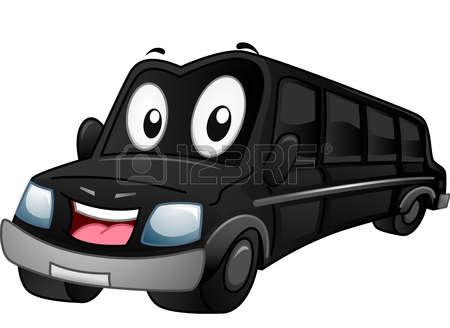 limousine car clipart #14