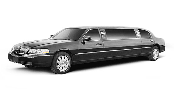 Prom Limo Clipart.