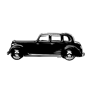 Old rover car clipart, cliparts of Old rover car free.