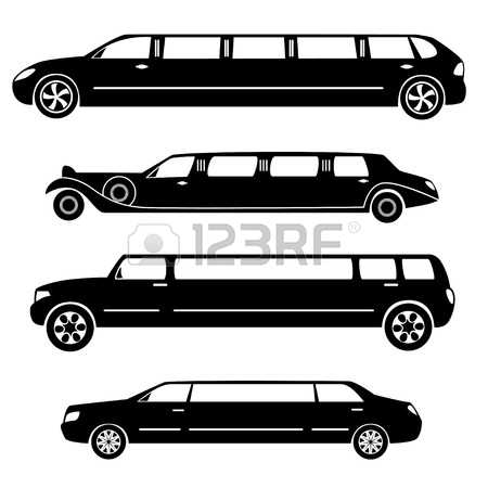 1,948 Limousine Stock Vector Illustration And Royalty Free.