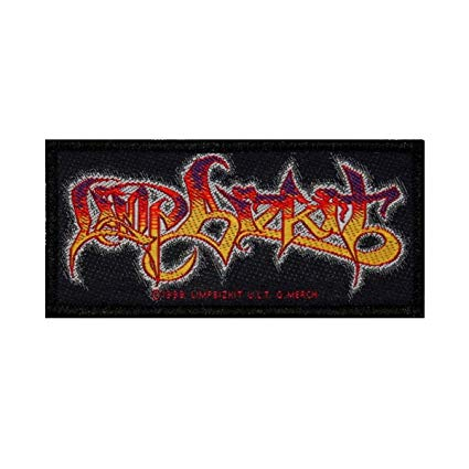 Limp Bizkit Graffiti Logo Patch Rap Rock Music Band Jacket Woven Sew On  Applique.