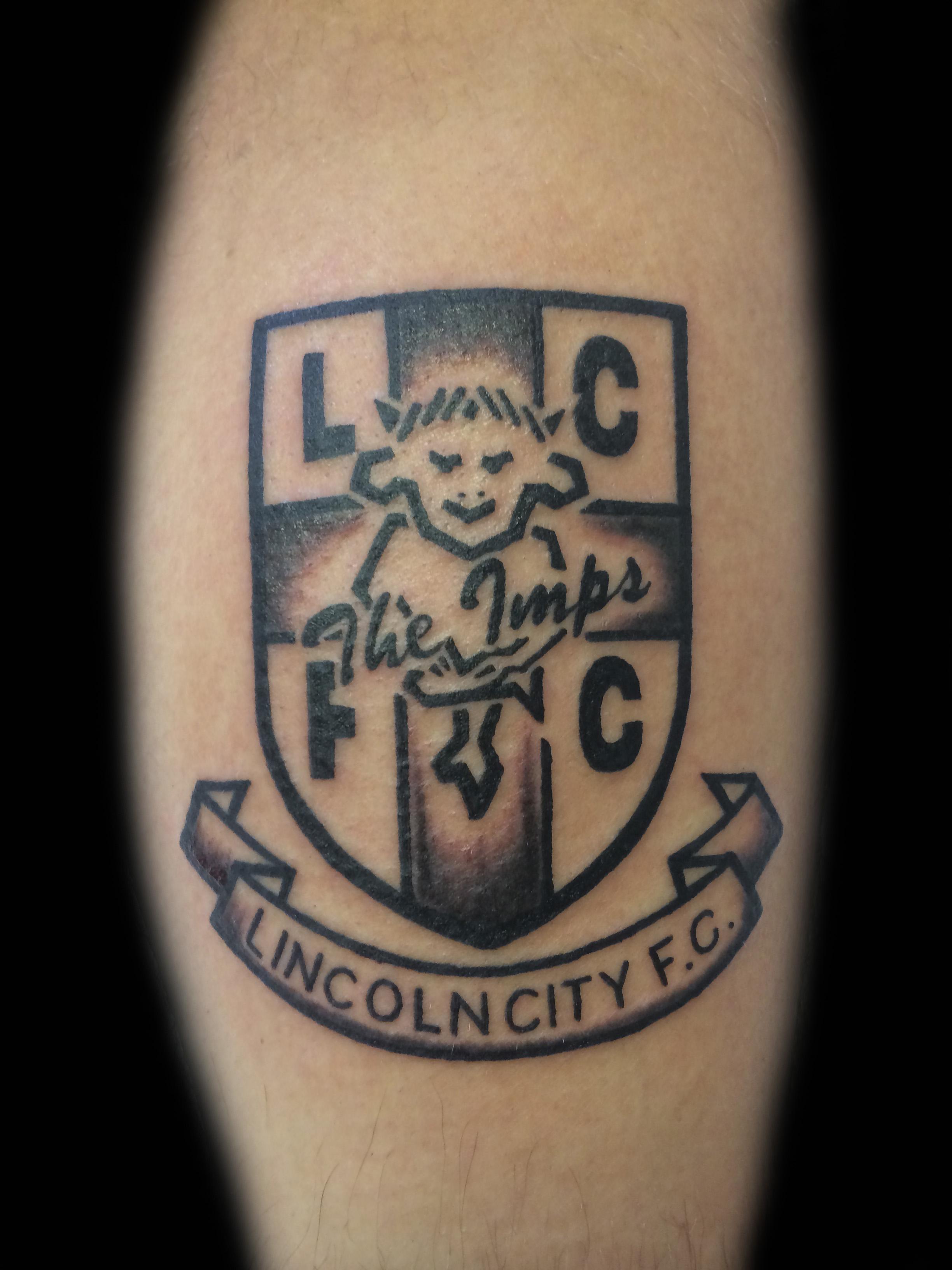 Lincoln Clip Art Badge.