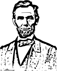 Lincoln Clip Art Download.