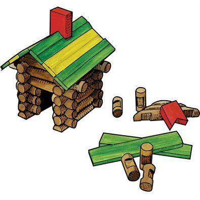 Ideal Frontier Logs.