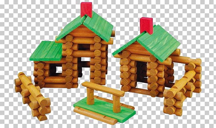 Lincoln Logs Building Lumber Construction set Toy, Bricks.