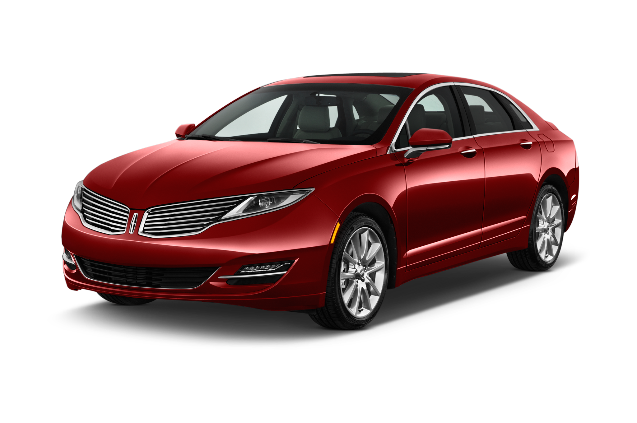 Download Lincoln MKZ PNG HD.