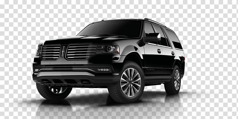 Sport utility vehicle 2017 Lincoln Navigator Select SUV Car.