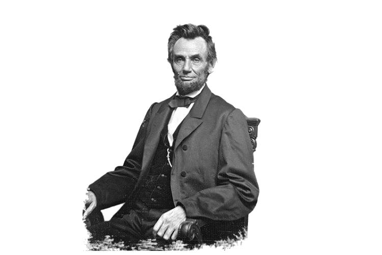 Abraham Lincoln PNG Transparent Images.