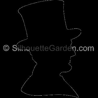 abraham lincoln silhouette clipart Silhouette Clip art.