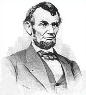 Free Lincoln's Birthday Clipart.