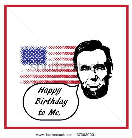 lincolns birthday clipart #3