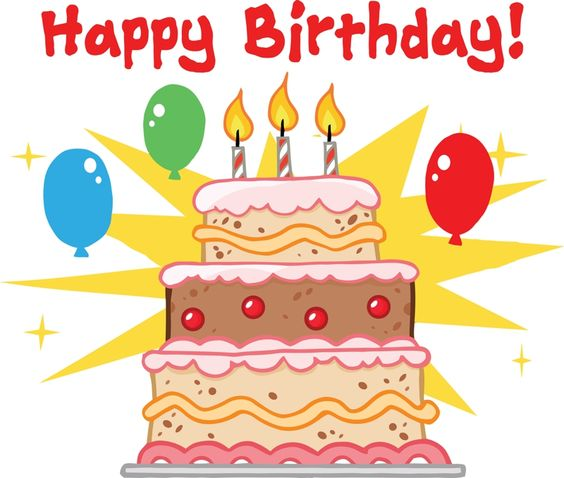 Happy birthday linda clipart.
