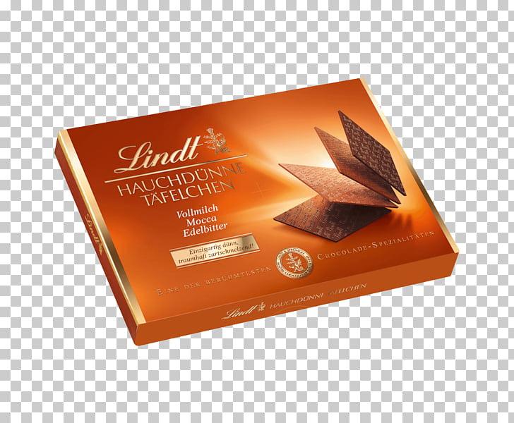 Chocolate bar Lindt Chocolate Swiss Thins Swiss chocolate.