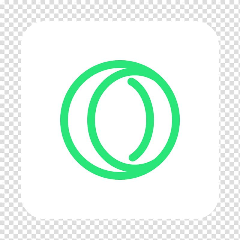 MacOS App Icons, opera.