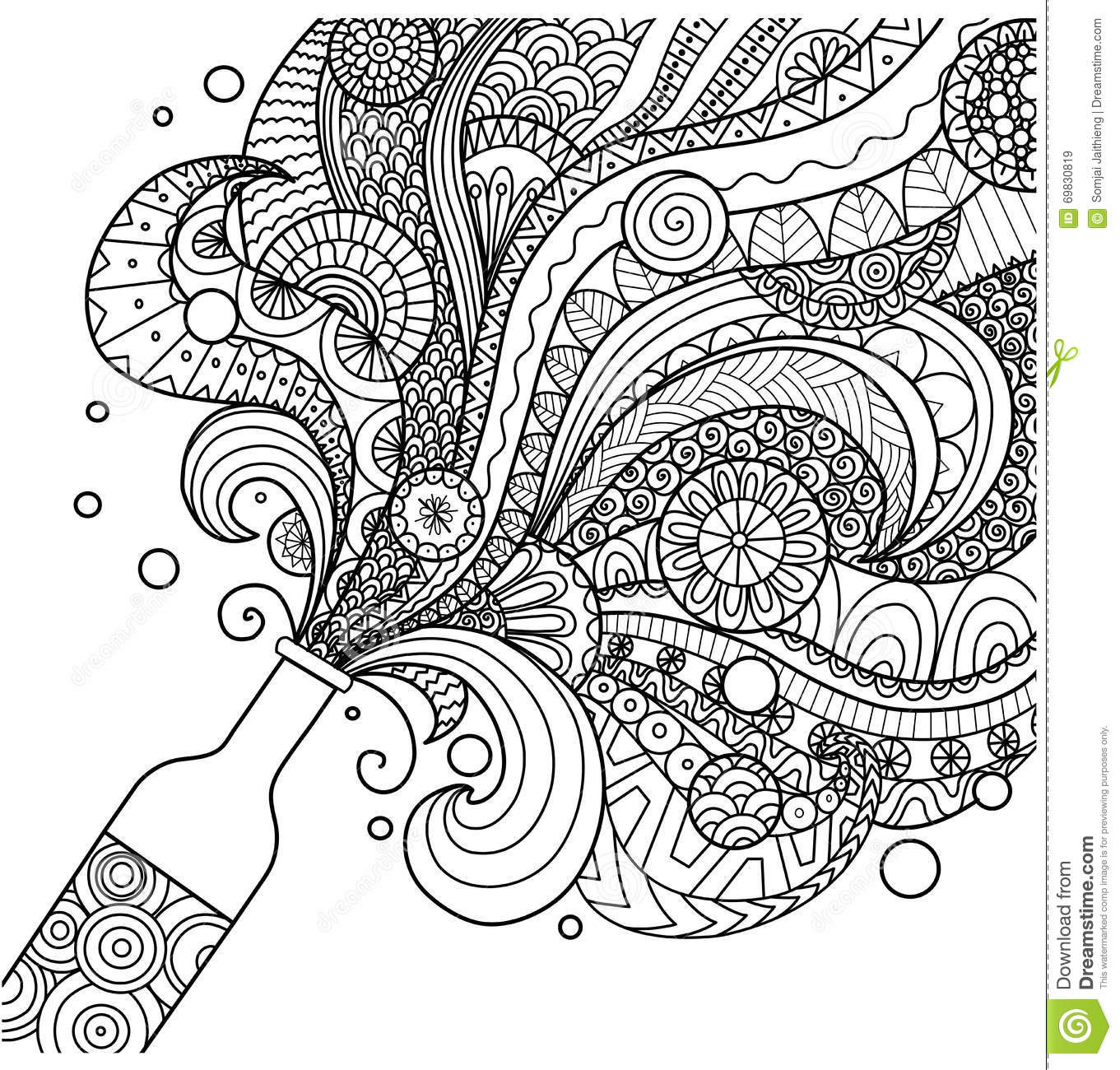 Line Drawing Designs : Line art design clipground
