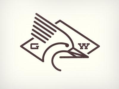 Simple Line Art Used in Logo Design.