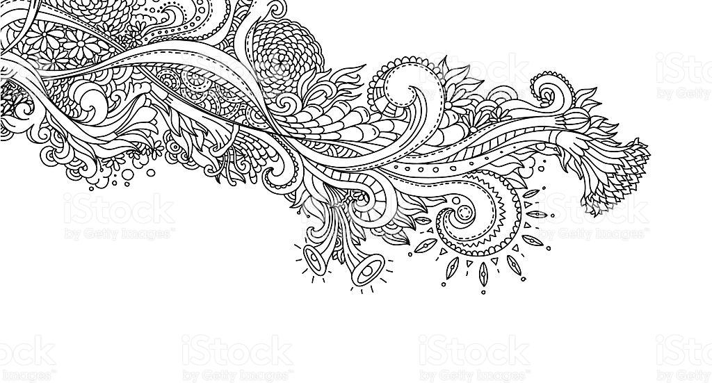 Line Art Design stock vector art 165677826.