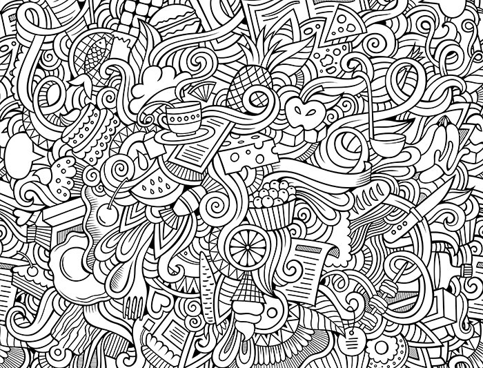 Line Art Media Design : Line art image clipground