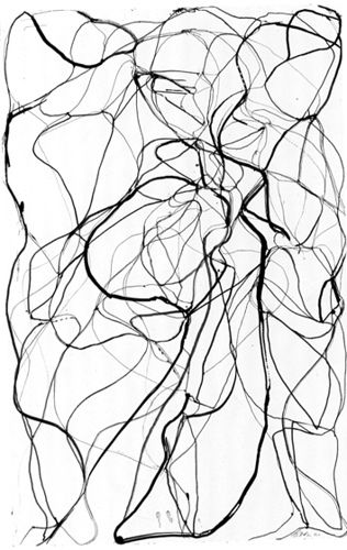 17 Best ideas about Abstract Line Art on Pinterest.