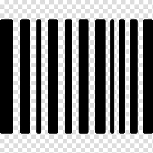 Barcode Line, bar code transparent background PNG clipart.