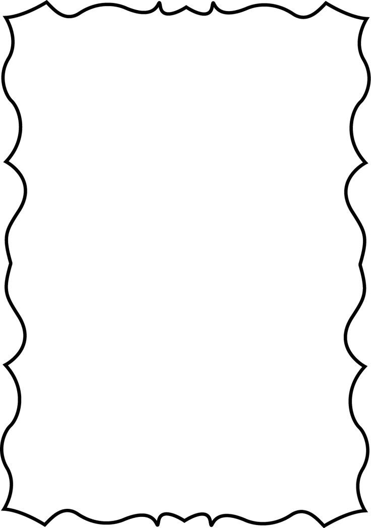 Line borders and frames ideas on frame download clipart.