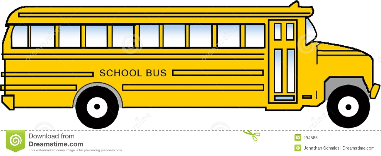 Free on line clipart school bus.