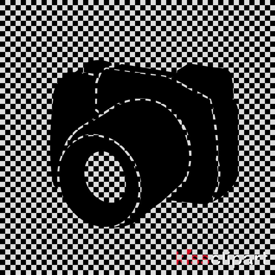 cameras & optics font logo line camera clipart.