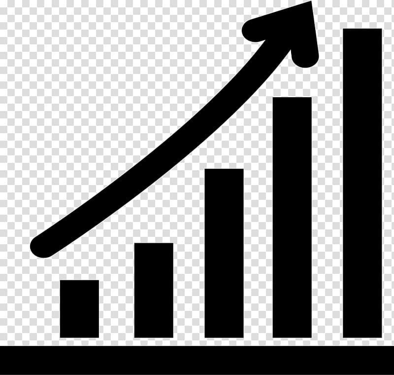 Line chart Computer Icons Bar chart Statistics, progress bar.