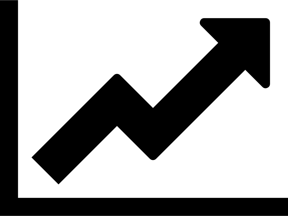 Line Chart Svg Png Icon Free Download (#424736.