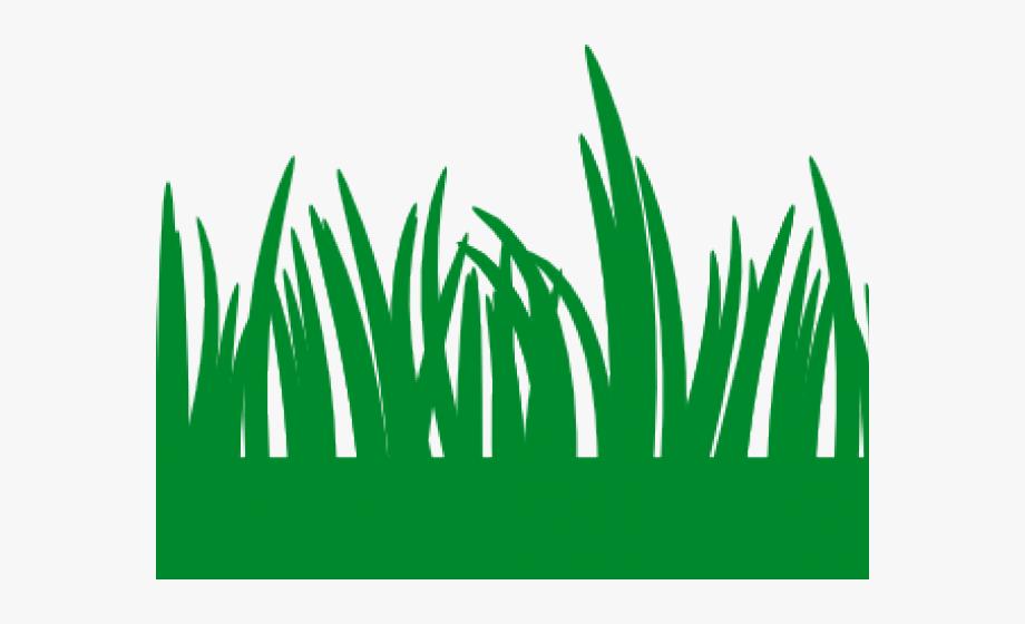 Grass Line Clip Art #1353261.