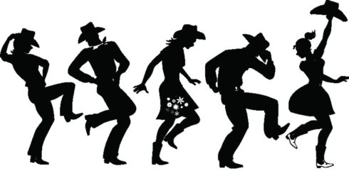 Program Alert: A Country Line Dance Demo and Lesson by.