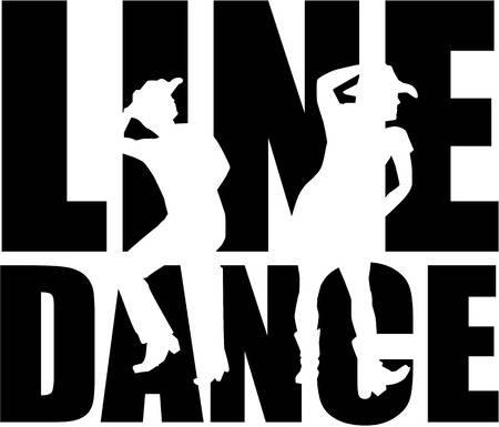 Line dance clipart 1 » Clipart Station.