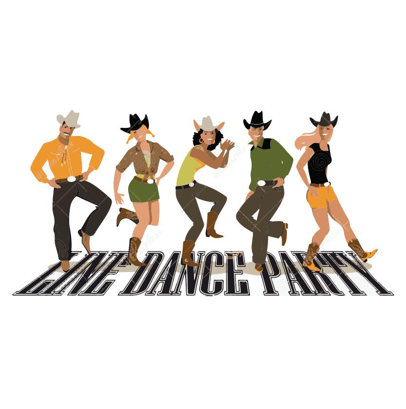 Line Dance Party.