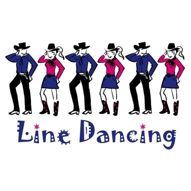 Line Dance Clip Art.