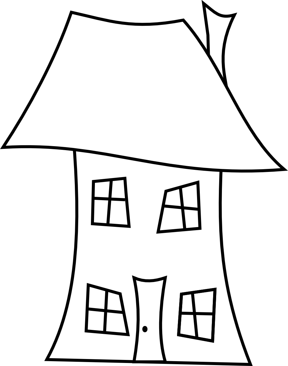 Best Photos of Drawings Of Houses Clip Art.